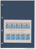 MONACO-1986-BLOC N°34** EUROPA. - Blocs