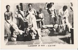 PAKISTAN Karachi Washermen At Work 80A - Pakistan