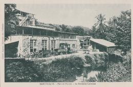 Bh - Cpa Martinique - Fort De France - La Brasserie Lorraine - Fort De France