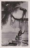 Bh - Cpa TAHITI - Retour De Pêche - Polynésie Française