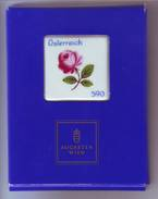 AUSTRIA 2014 Augarten Porcelain Stamp ** (info) - 1945-.... 2nd Republic