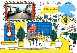 Millevaches - Souvenir Du Village - Une Vue - France