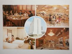 Postcard Bangkok Thailand The Palace Hotel Multiview My Ref B21621 - Thailand