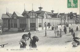 Mers-les-Bains - Le Casino - Carte LL Animée N° 26 - Casino'
