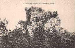 Riquewihr Canton Kayserberg Château De Bilstein Proche Ribeauvillé - Riquewihr