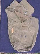 GRAND SAC A PAQUETAGE U.S. ARMY  Daté 1944 - Equipement