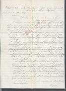 MILITARIA PARIS 1916 CIRCULAIRE RELATIVE AU MORATORIUM DES LOYERS : - Documents