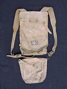 HAVRESAC  U.S. ARMY  14-18  - Daté JUILLET 1918 - CANVAS PRODUCTS - Equipement