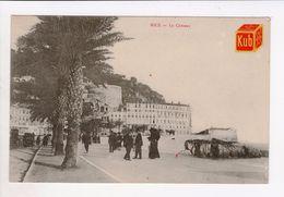 1 Cpa Carte Postale Ancienne - Nice Le Chateau   Kub - Andere