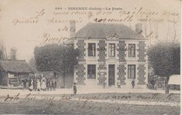 D36 - NIHERNE - LA POSTE - (GRAND CONCOURS PETIT PARISIEN - CARTE ANIMEE) - Sonstige Gemeinden