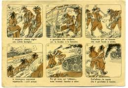 R.587.  Cartolina Postale Per Le Forze Armate - Preparazione Della Bomba Molotov - 1942 - Guerre 1939-45