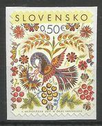 SK 2017-05 ESTER, SLOVAKIA, 1 X 1v SELBSTICK, MNH - Ungebraucht