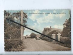 CPA - Monchaux Les Quend - (Somme ) Route De Quend Plage - Frankreich