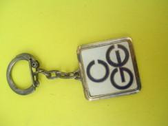 Porte-clé Métallique/Energie / CGE/ DOUALA/Cameroun  /Années 1960-1970            POC247 - Porte-clefs