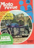 MOTO REVUE N° 2127-1983- CHARADE MONTLHERY-MUNCH 1200-ENDURO A SANCERRE-ECOSSE RATHMELL-CROSS A BEYNOST-ROKON-LA HUTTE - Moto