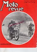 MOTO REVUE N° 1950- OCT.1969-J.VERNIER CROSS A PLAN D' ORGON-125 MOTOBECANE-350 DUCATI-JAWA CROSS-CLAUDE THOMAS GARMISCH - Moto