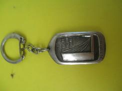 Porte-clé Métallique/Chewing Gum / BROOKLYN/ Saint Maur  /Années 1960-1970            POC236 - Porte-clefs