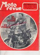 MOTO REVUE N° 2050- DEC. 1971- 750 SUZUKI A PARIS-AERMACCHI 350-SALON MILAN-HONDA CROSS-CH. BOURGEOIS-KAWASAKI - Moto