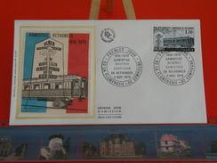 Coté 2,20€ - Armistice Rethondes - 11.11.1978 - 02 La Flamengrie-60 Compiègne - FDC 1er Jour - FDC