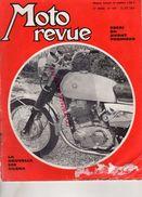 MOTO REVUE N° 1951- OCT. 1969- 500 GILERA- BMW-NORTON VILLIERS-CROSS-TRIAL- SAINT CUCUFA-SALON HONDA LA BELLE JARDINIERE - Moto
