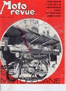 MOTO REVUE N° 1985-JUIN 1970-CROSS HOLICE TCHECOSLOVAQUIE-NORTH WEST 200-MAGNY COURS-125 MOTOBECANE-ARNE KRING-ABERG- - Moto