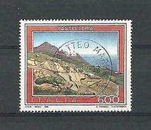 1992 N° 1972  PANTELLERIA 8.8.92  OBLITERE 2 SCANNE - 6. 1946-.. Republic