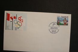 Canada Olympic Games Montreal 1976 Special Cancel Equestrian Sports Horse A04s - Summer 1976: Montreal