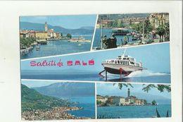 139023 Aliscafo Saluti Da Salo' - Barche
