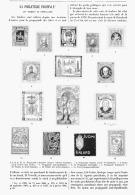 LA PHILATELIE INCONNUE ( LES TIMBRES De PROPAGANDE )  1902 - Timbres