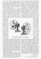 VENTILATEUR ELECTRIQUE OSCILLANT  1902 - Non Classés