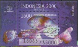 Indonésie 1998 Minerals Minéraux - Mineralien