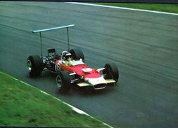 MONZA, GRAND PRIX D'ITALIE F1 1968, LOTUS FORD F1, JACK OLIVIER - Grand Prix / F1