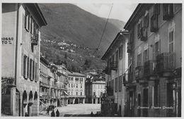 LOCARNO → Piazza Grande Anno 1928 - TI Tessin