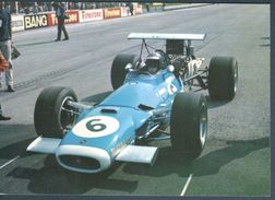 MONZA, GRAND PRIX D'ITALIE F1 1968, MATRA F1, JEAN PIERRE BELTOISE - Grand Prix / F1