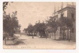 TUNISIE LA MARSA Avenue De La Gare - Tunisia
