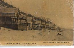 EPWORTH     HEIGHTS  LUDINGTON MICH  En 1911 Voir Timbres Verso - Etats-Unis