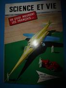 1954 SCIENCE Et VIE  N° 439--> Les Tourbières ,témoignage Du Passé ; Le Caoutchouc De Guayule; Etc - Science