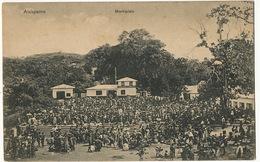 Atakpame  German Togo Markplatz  No 234 Mission Lomé - Togo