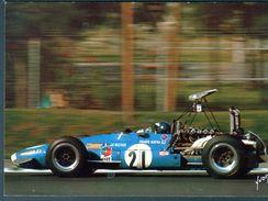 GRAND PRIX DU MEXIQUE, JEAN PIERRE BELTOISE, MATRA MS 11 FORMULE 1 - Grand Prix / F1