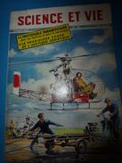1954 SCIENCE Et VIE  N° 437--> Le Travail Qui Guérit ; Les Danseurs Masqués De La Grotte D' Addaura ; Etc - Science