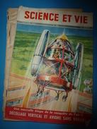 1954 SCIENCE Et VIE  N° 446--> Le Grand-pont De BREST;Le YAOURT Est Vivant; Une Algue Ensanglante Les Lacs Suisses;etc - Science