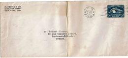 PUY15/1AM - ETATS UNIS EPENVELOPPE CIRCULEE - Postal Stationery