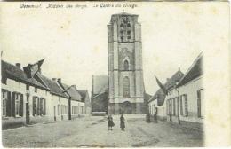 Wesemael/Wesemaal. Midden Des Dorps. Centre Du Village. - Rotselaar