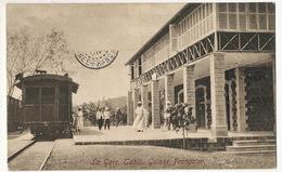 Tabili La Gare Train Non Voyagé - French Guinea