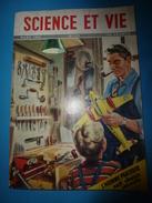 1953 SCIENCE Et VIE  N° 426--> Les Poneys De Shetland; Entreprise Pilote :l'usine Marémotrice De La Rance;etc - Science