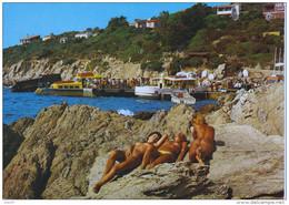 île Du Levant- (cité Naturiste) Héliopolis -l´Ayguade.Naturistes - Francia
