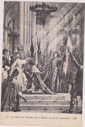 JEANNE D'ARC,SACRE DE CHARLES 7 A REIMS - Historische Persönlichkeiten