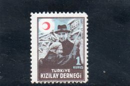 TURQUIE 1944-5 ** - 1921-... Republik