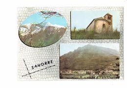 Cpsm - 66 - SAHORRE - Multivues - Larrey 903 - - Andere Gemeenten