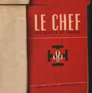 """SCOUTISME-""""LE CHEF""""//Revue Mensuelle Les Scouts De France //Année Complète 1947--Relié TBE - Livres, BD, Revues"""